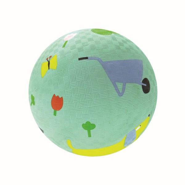 Großer Ball Auf dem Land