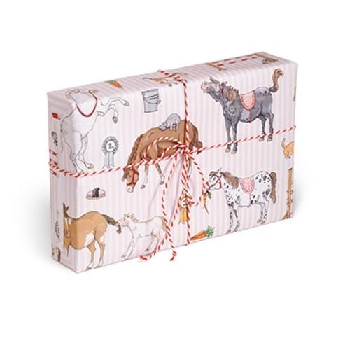 Geschenkpapier Pony