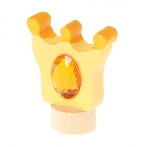 Steckfigur Krone