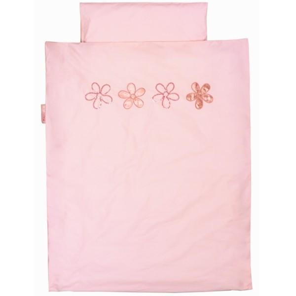 Bettwäsche Blumenband