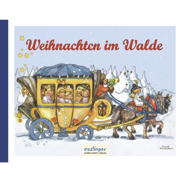 Kinderbücher Weihnachten.Weihnachten Im Walde Von Esslinger Verlag