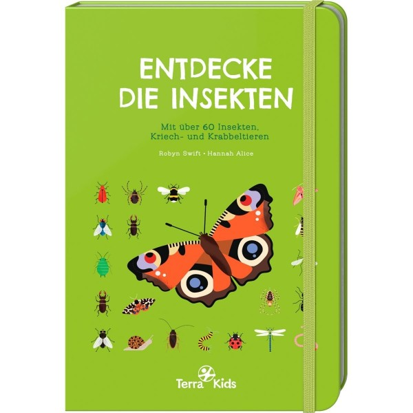 Terra Kids – Entdecke die Insekten
