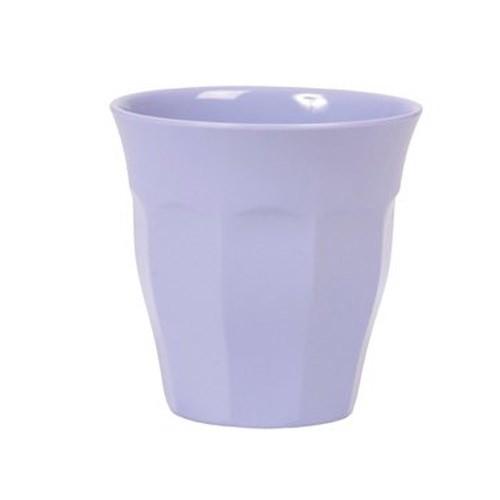 Melamin Becher Lavendel