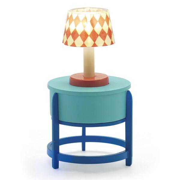 Puppenhaus: Tischlampe