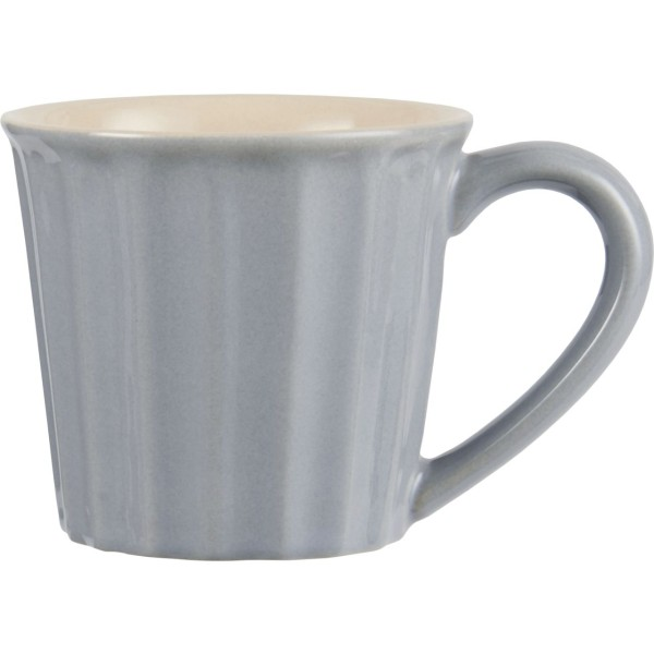 Henkeltasse Mynte French Grey