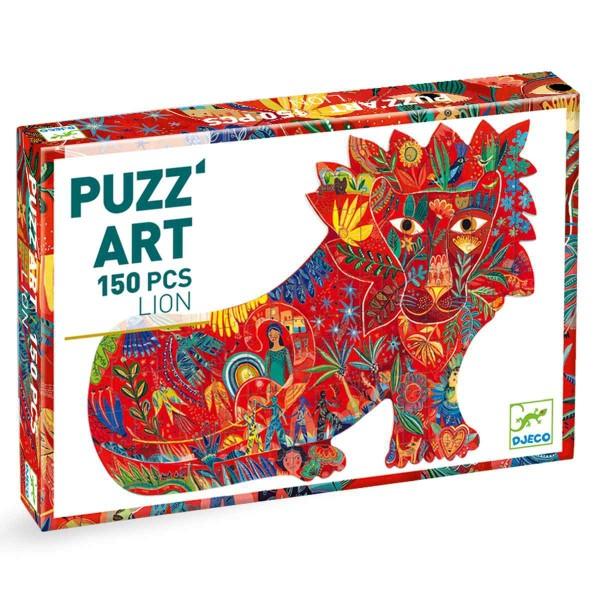 Puzz''art: Lion 150 Teile