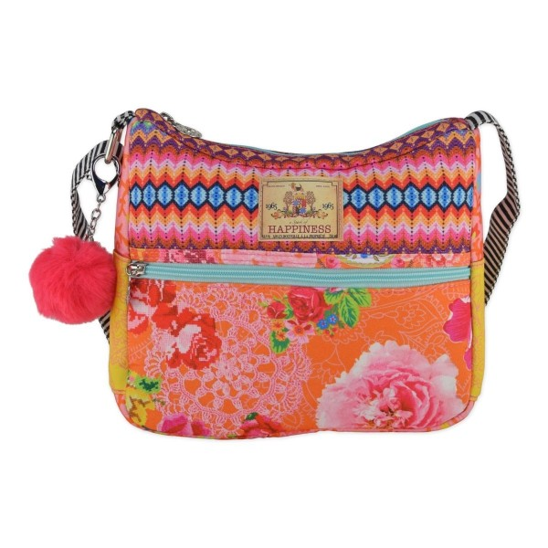 Cross Shoulder Handtasche Woodstock