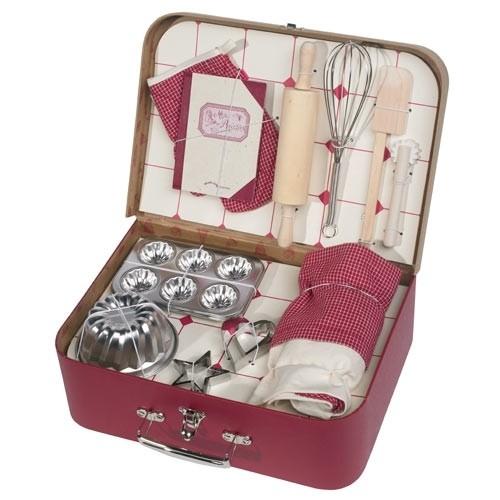 Konditorhandwerk im Koffer