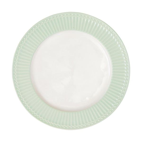 Dinnerteller Alice pale green