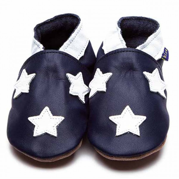 Inch Blue Toddler Stardom Navy/White Medium