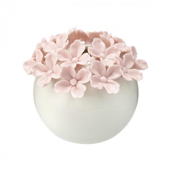 Vase Flower pale pink xs