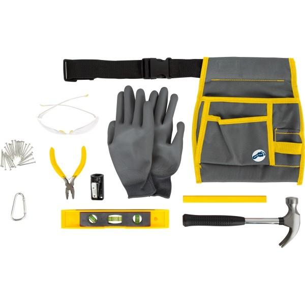Werkzeugtasche Profi mit Werkzeug