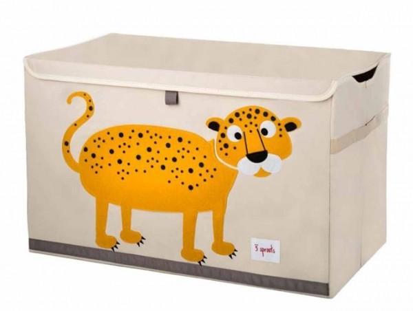 Aufbewahrungskiste Leopard