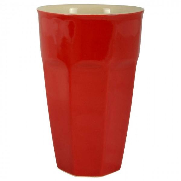 Latte Becher Mynte Rot