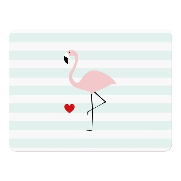 Platzset Flamingo