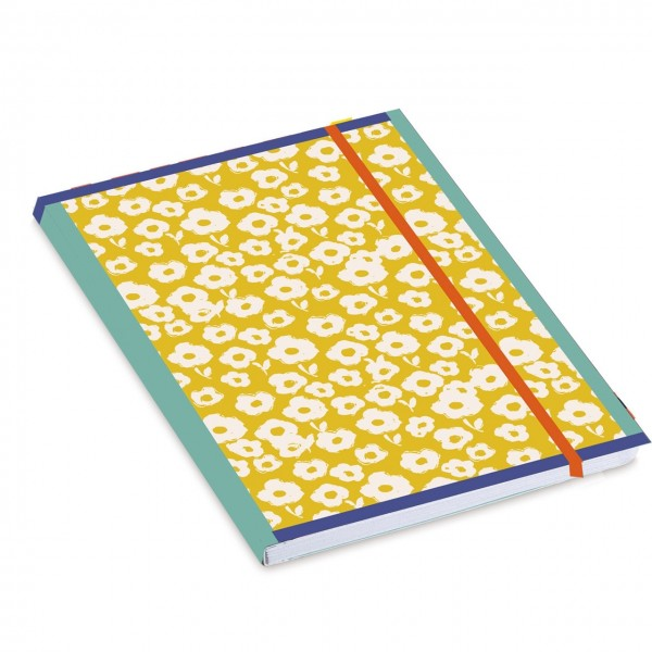 """Softcover Notebook """"Citron"""""""