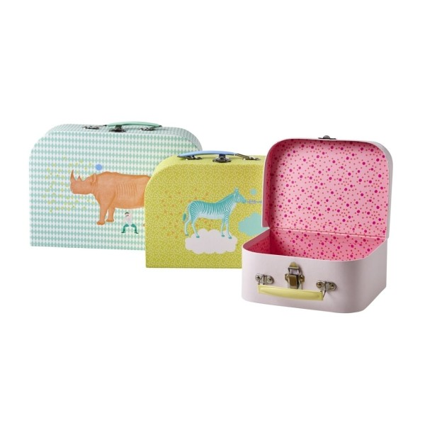 Koffer Animal Print L