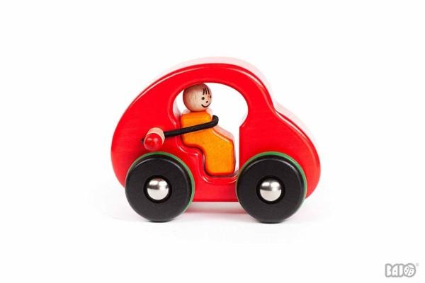 Fasten Seatbelt Auto Rot