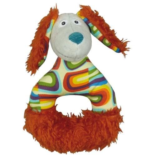 Ebulobo Greifling Antoine der Hund