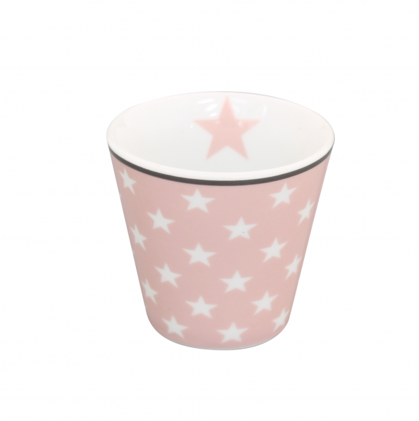 Espresso Tasse Stern pink