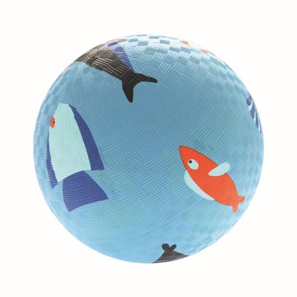 Großer Ball Unter Wasser