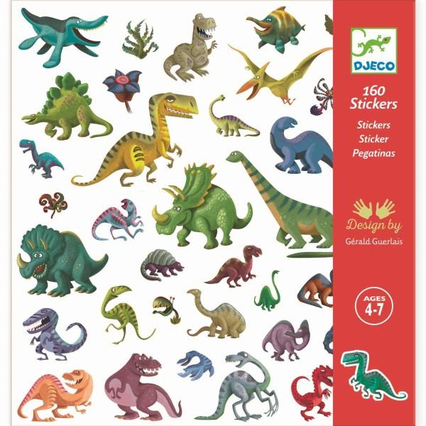 Sticker: Dinosaurier