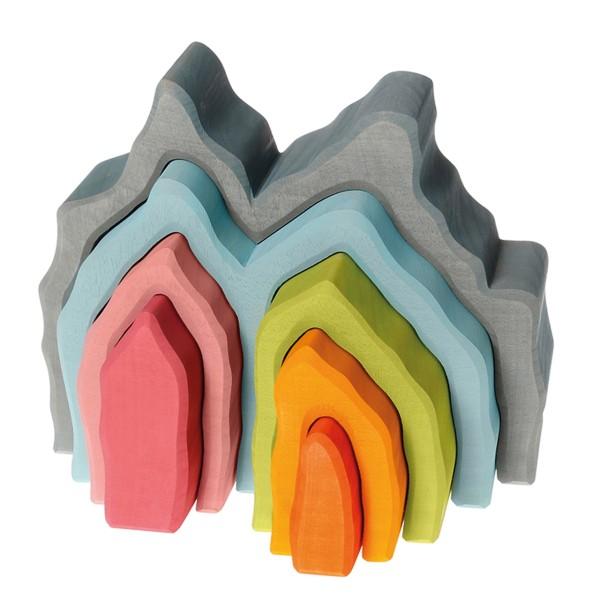 Steckspiel Blaue Grotte