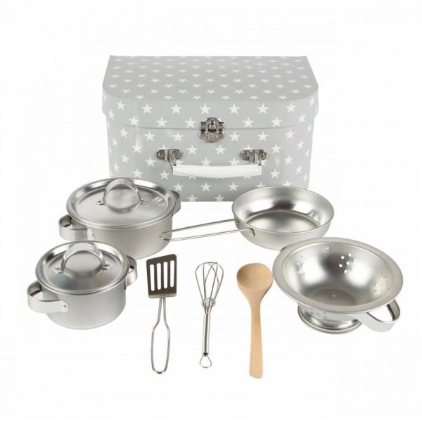 Küchen-Box Grey Star