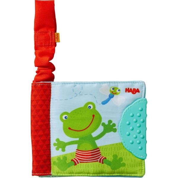 Buggybuch Frosch