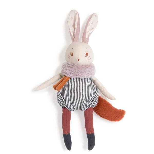 Plüschtier Kaninchen Plume