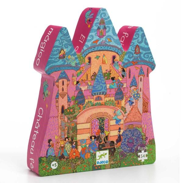 Puzzle Märchenschloss - 54 Teile