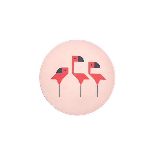Plentimals Teller Flamingo