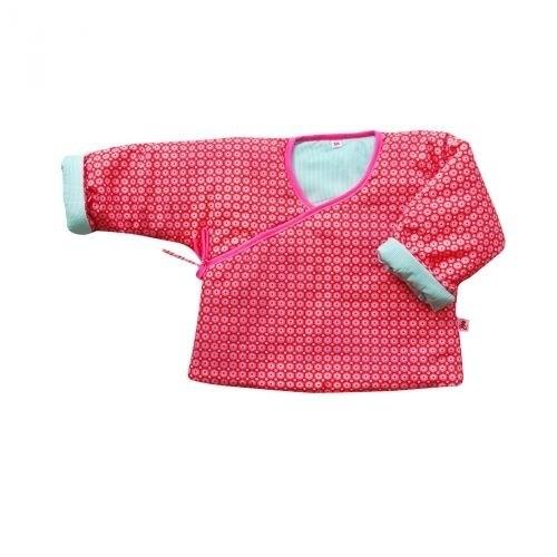 Petit Pan Babyjacke pink