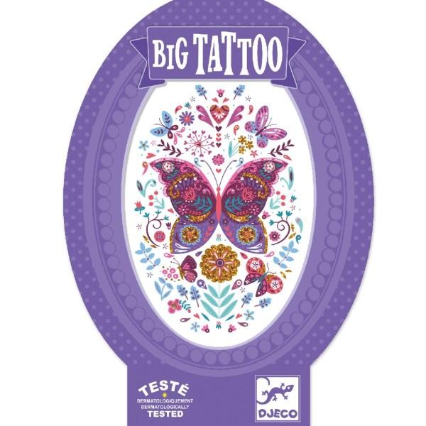 Big Tattoo: Schmetterling