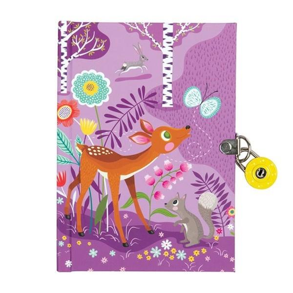 Tagebuch Waldtiere
