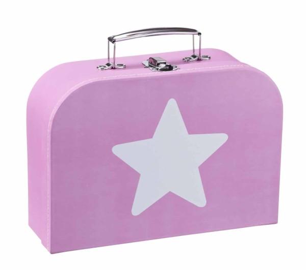 Koffer rosa klein