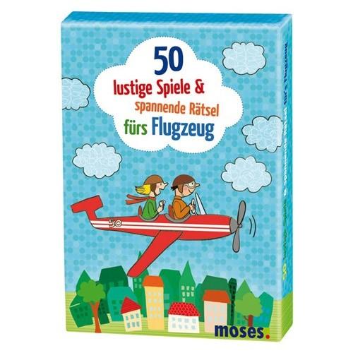 50 lustige Spiele / Flugzeug