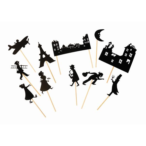 Schattenspiel Paris les histoires du soir