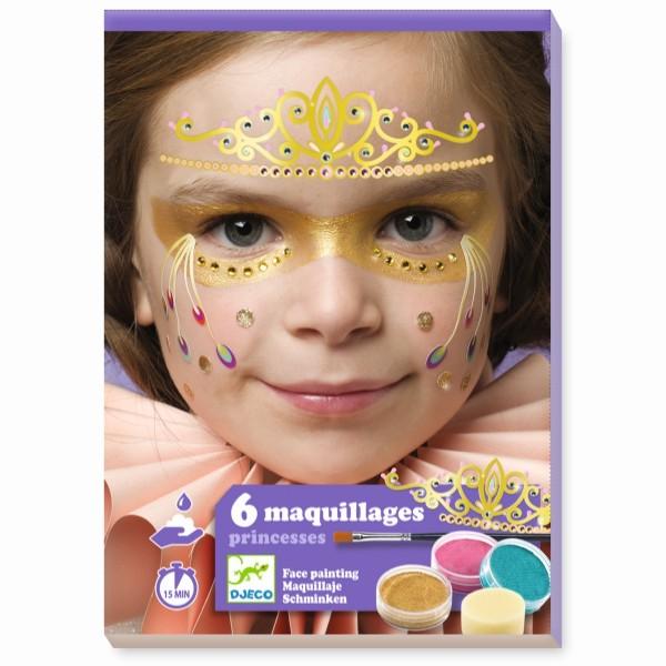Kinderschminke Set Prinzessin