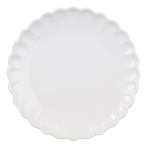 Teller Mynte pure white klein
