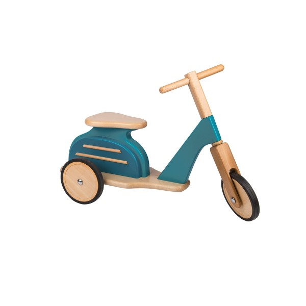 Roller, blau les jouets d`hier