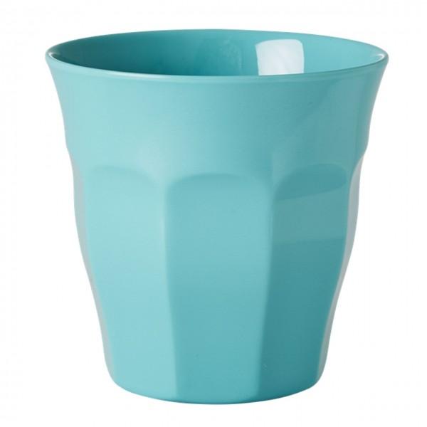 Melamin Becher Aqua