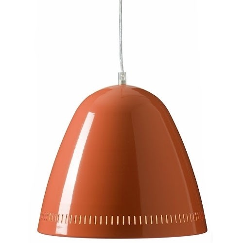 Superliving Dynamo Lampe Red