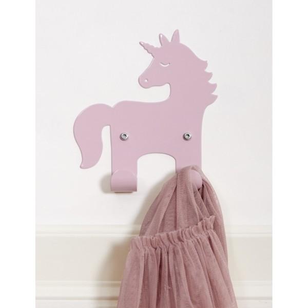 Garderobe Einhorn rosa