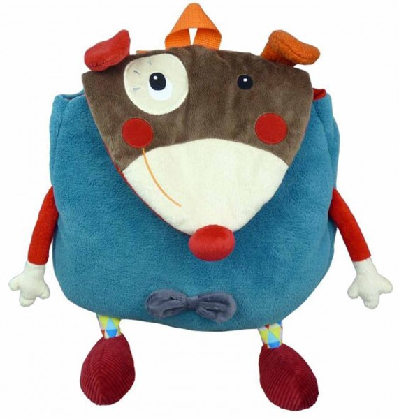 Großer Rucksack Clown