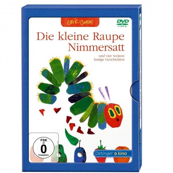 Raupe Nimmersatt DVD