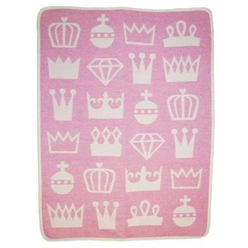 Royal Babydecke rosa