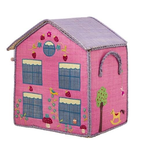 Landhauskorb Girl House
