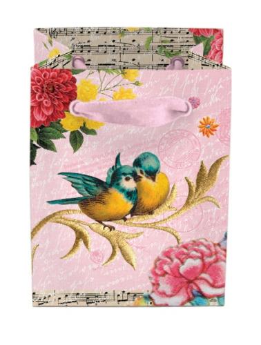 Geschenktüte Love Birds
