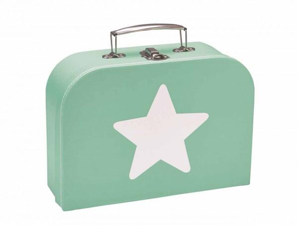 Koffer mint klein